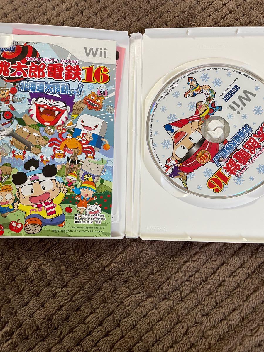 桃太郎電鉄16北海道大移動の巻!  桃鉄 ももてつ モモテツ  Wii Wiiソフト 桃太郎電鉄16