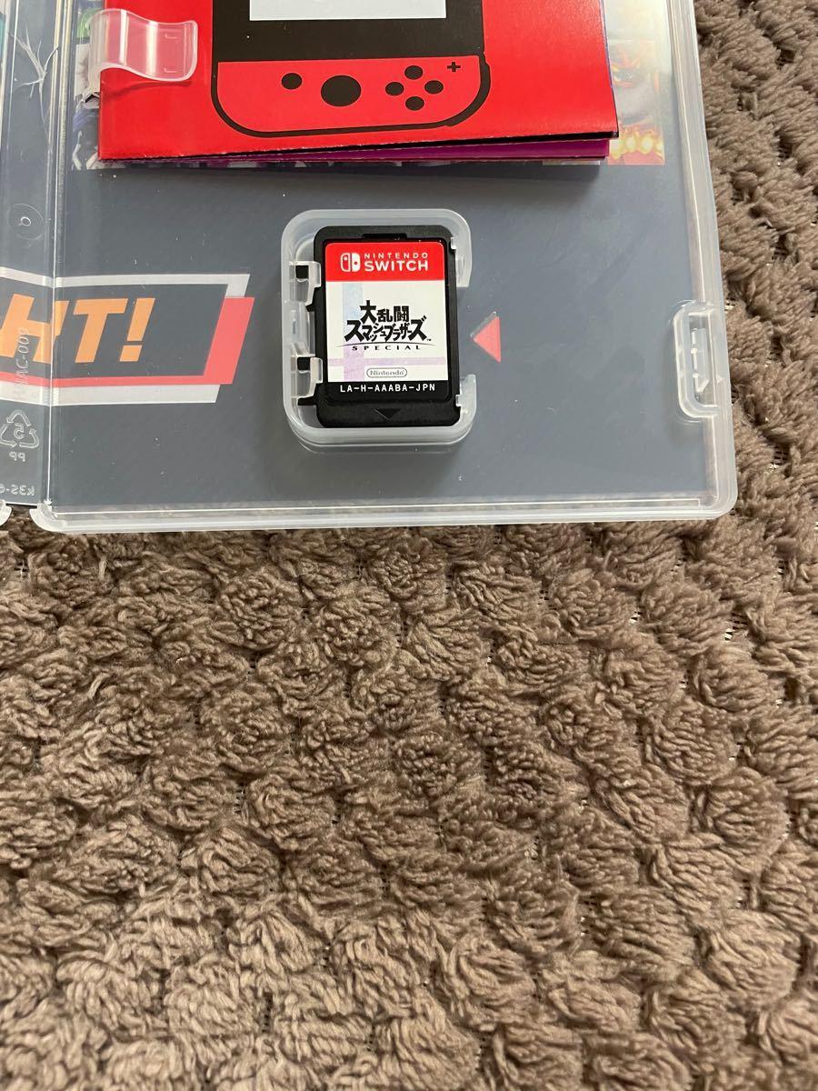 大乱闘スマッシュブラザーズSPECIAL スプラトゥーン2 Nintendo Switch ニンテンドースイッチ ソフト