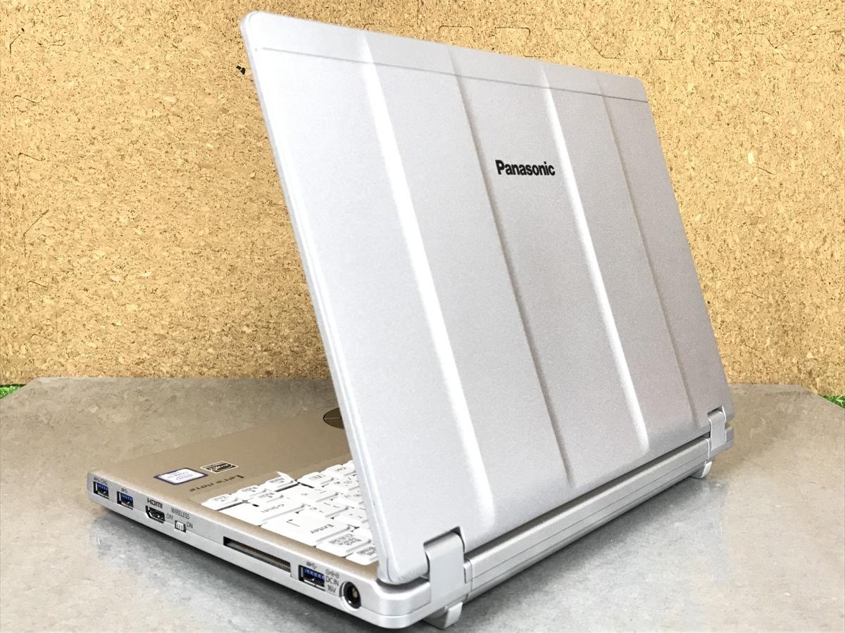 使用時間230H/フルHD(1920×1200)/Windows10/office【Panasonic パナソニック Let's note CF-SZ5】Core i3-6100U/メモリ4GB/M.2 SSD256GB_画像5
