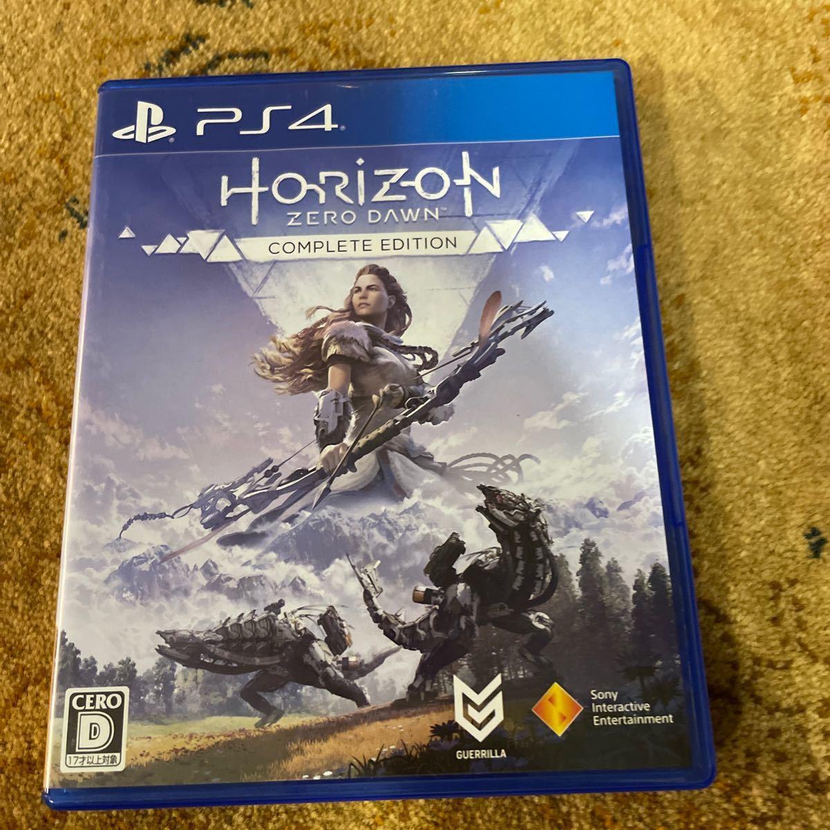 【PS4】 Horizon Zero Dawn [Complete Edition]