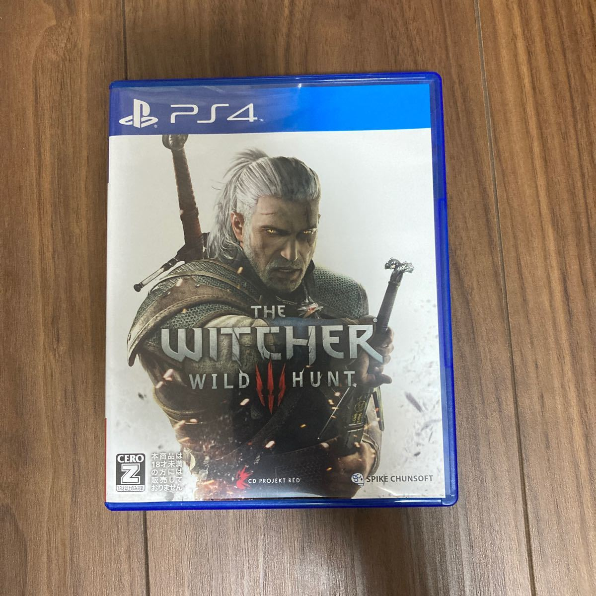 【PS4】 ウィッチャー3 ワイルドハント [通常版]
