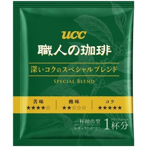 【Amazon.co.jp限定】UCC 職人の珈琲 ドリップコーヒー 深いコクのスペシャルブレンド 120杯_画像2