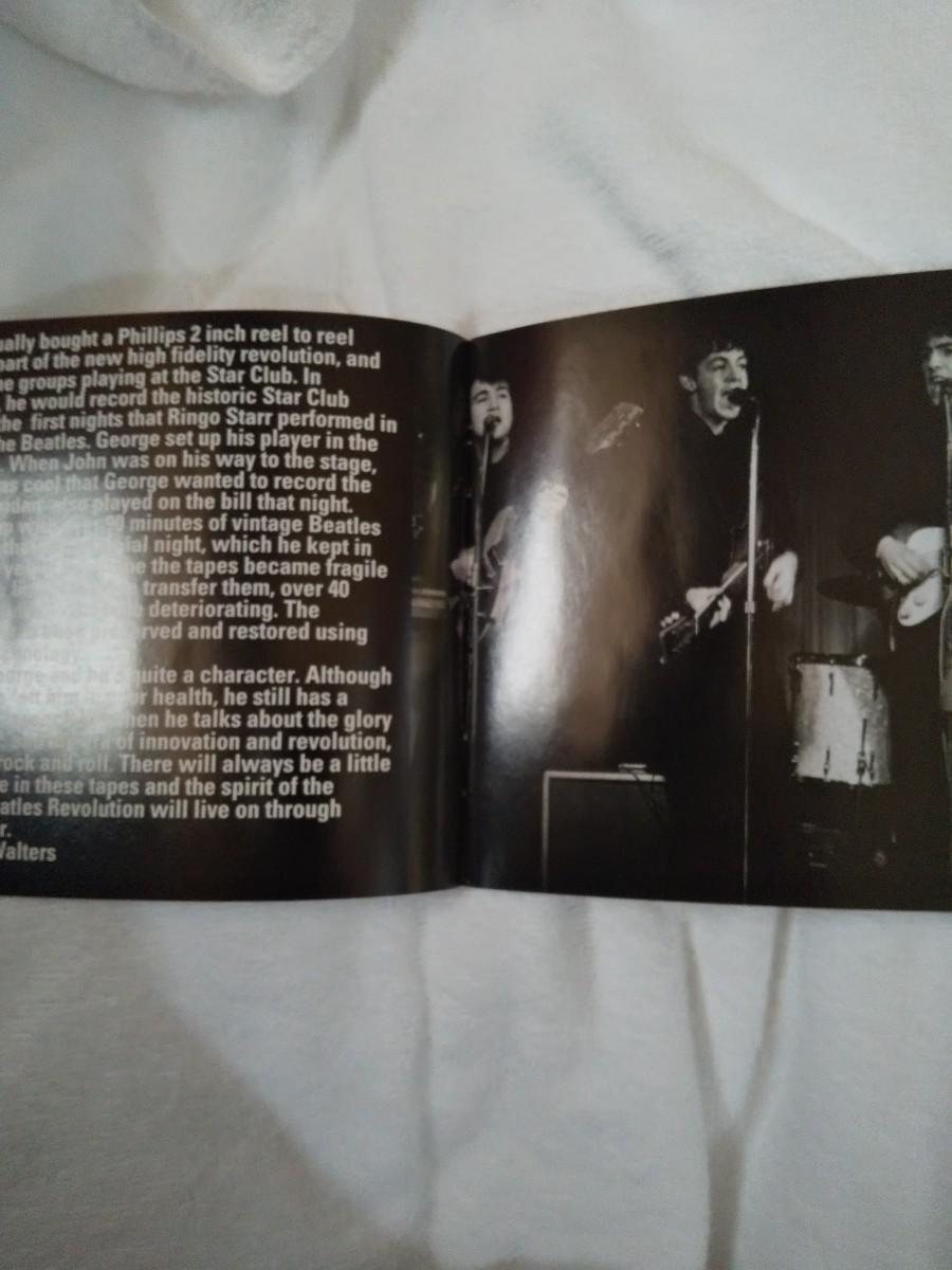 The Beatles LIVE AT STAR CLUB  IN HAMBURG