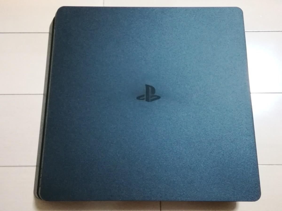 PS4本体 PlayStation4 ジェットブラック CUH-2100A