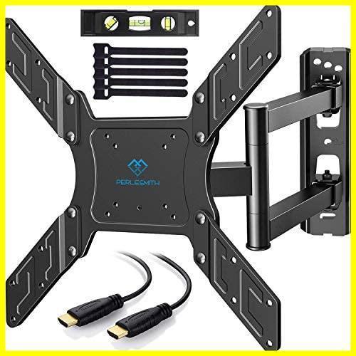 新品特価LCD LED 耐荷重45kg 液晶テレビ用 23-55インチ対応 I590 アーム式 前後、左右、上下多角度調節可能 テレビ壁掛け金具 頑丈な金属_画像1