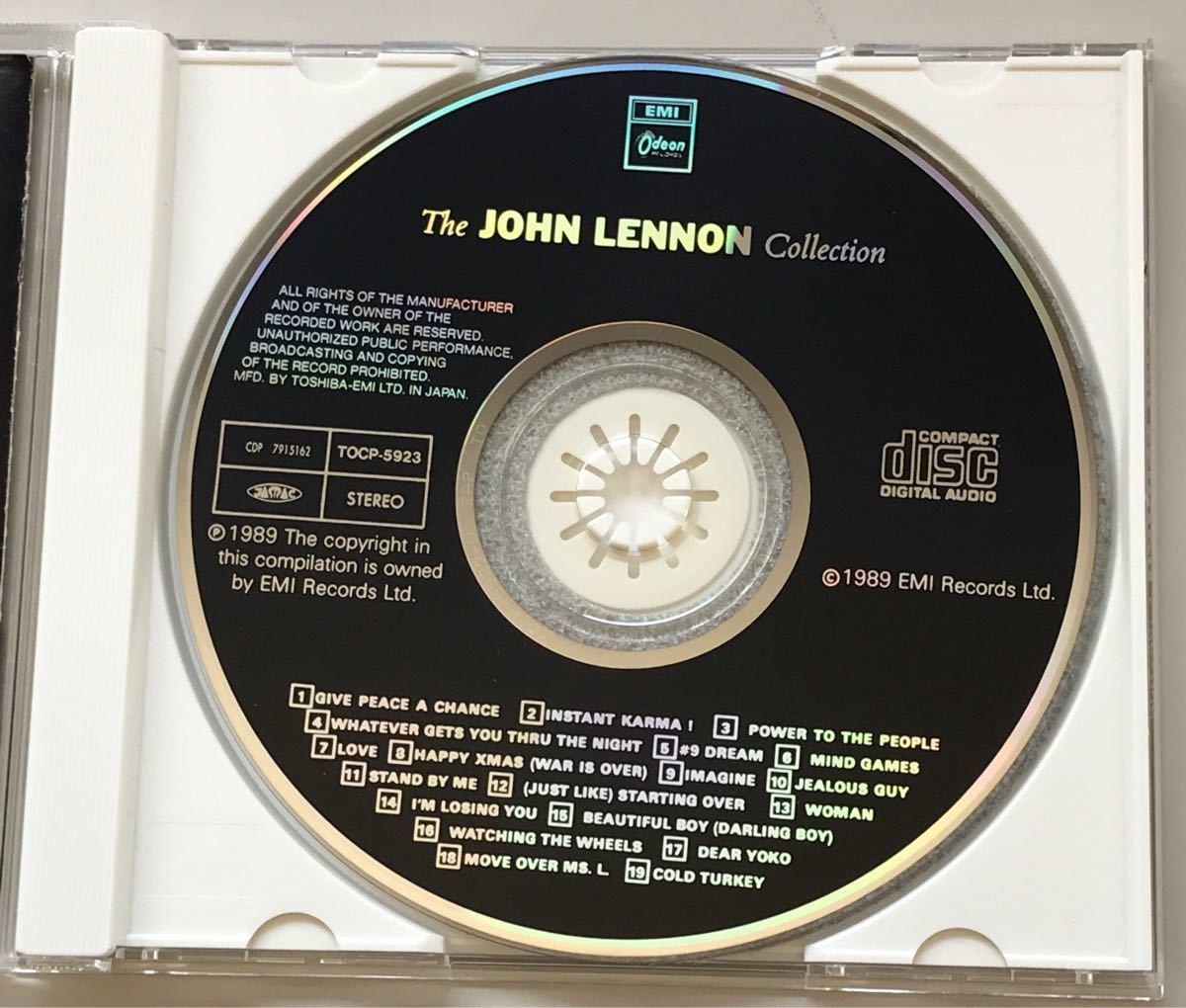 ジョンレノン コレクション ジョン・レノン John Lennon COLLECTION