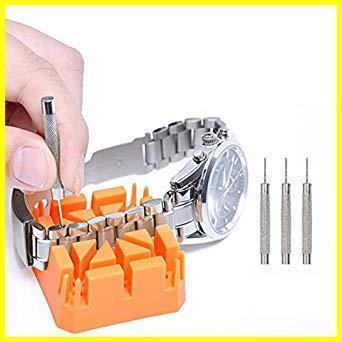 新品 腕時計修理ツール 腕時計修理工具セット (10点セット)腕時計ベルト調整 時計バンド調整工具 腕時計修理セットT4WG_画像6