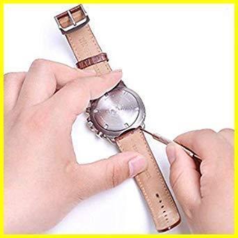 新品 腕時計修理ツール 腕時計修理工具セット (10点セット)腕時計ベルト調整 時計バンド調整工具 腕時計修理セットT4WG_画像5