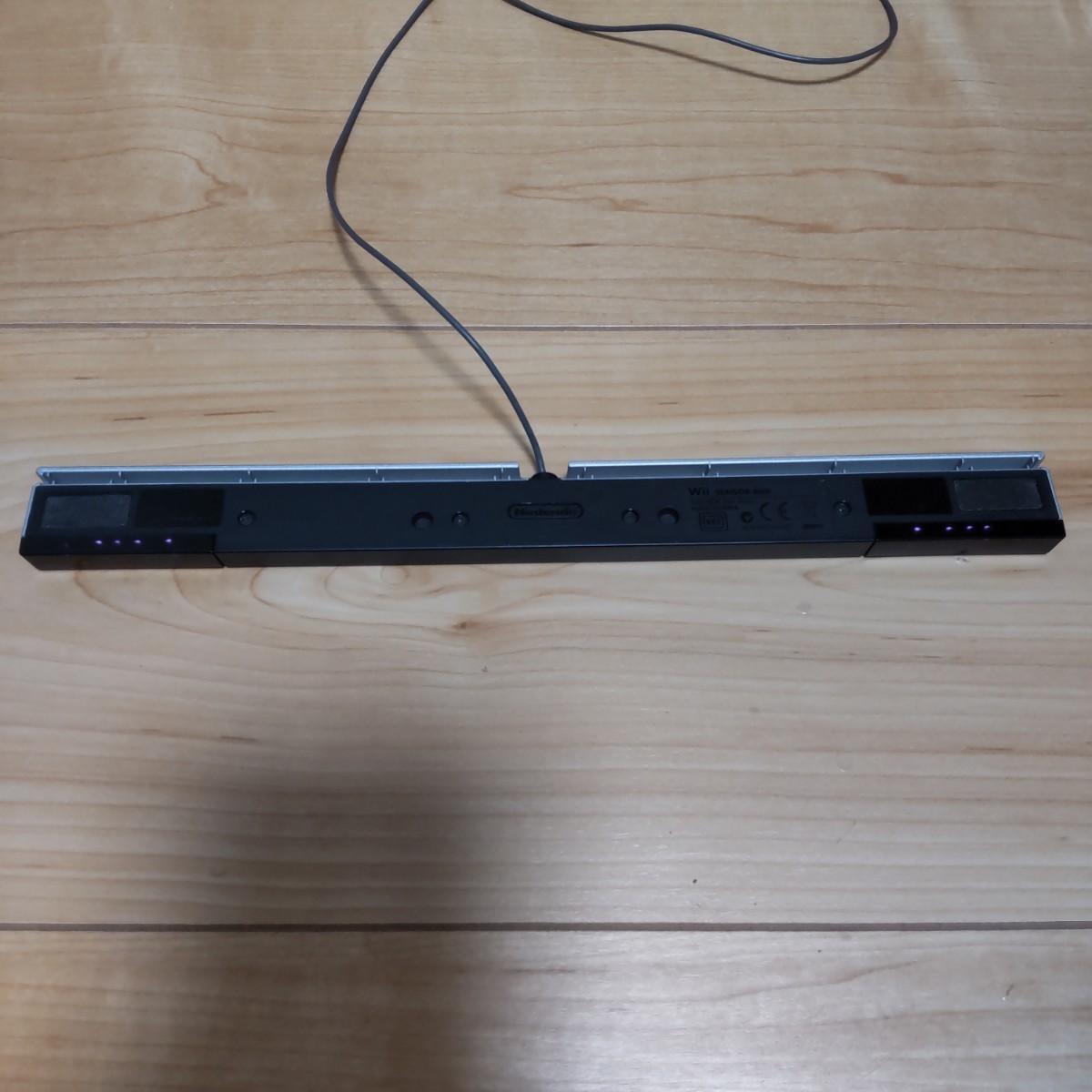B.任天堂純正品 Wii / WiiU センサーバー  RVL-014