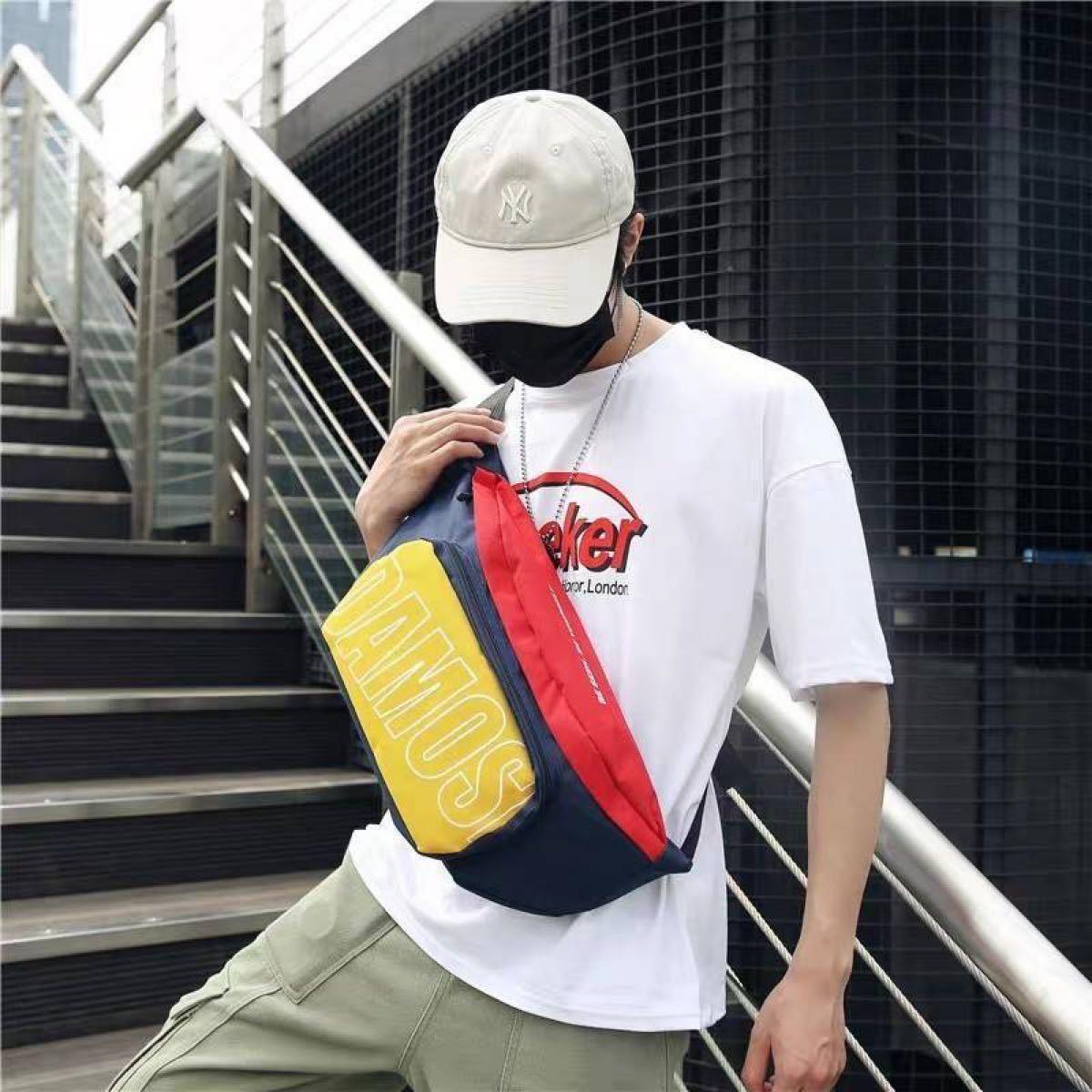 メンズ バッグ ボディーバッグ ショルダーバッグ メッセンジャーバッグ 肩掛け ボディバッグ 大容量 斜めがけ メッセンジャー