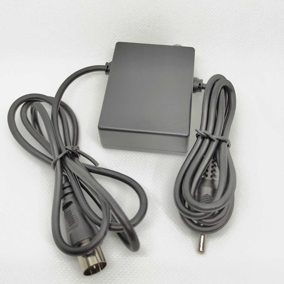 初代 ファミコン  スーパーファミコン 用 RF スイッチ  アンテナ接続