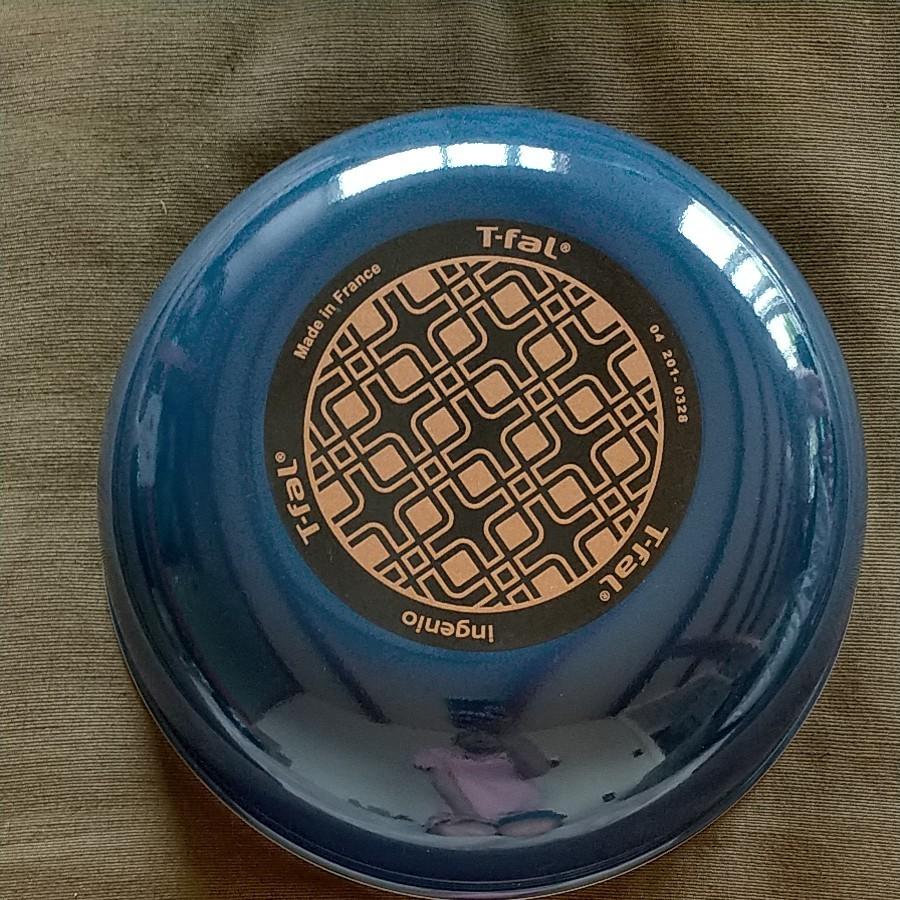 ティファール T-fal インジニオ・ネオ グランブルー・プレミア ウォックパン 26cm