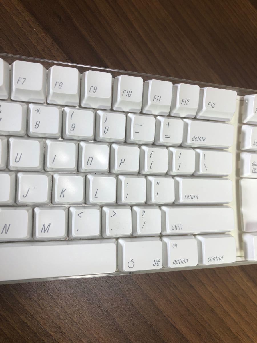 Apple ワイヤレスキーボード US配列 A1016  ワイヤレスキーボード