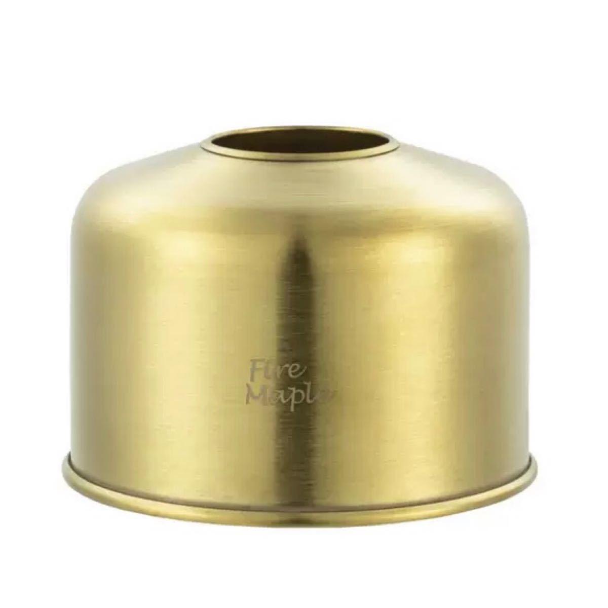 OD缶カバー ゴールド 230用 ステンレス 金属 真鍮 おしゃれ シンプル
