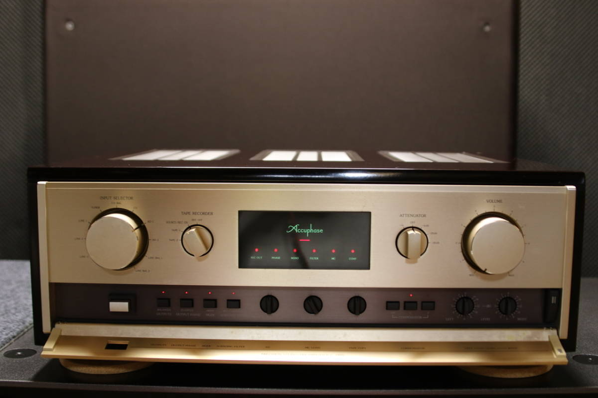 Accuphase アキュフェーズプリアンプ C-280V_画像6