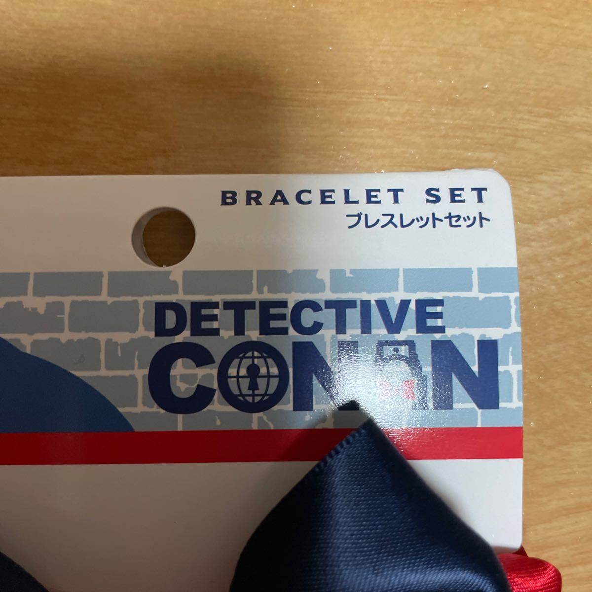 USJ 名探偵コナン コナンワールド2019 ブレスレットセット 江戸川コナン 怪盗キッド
