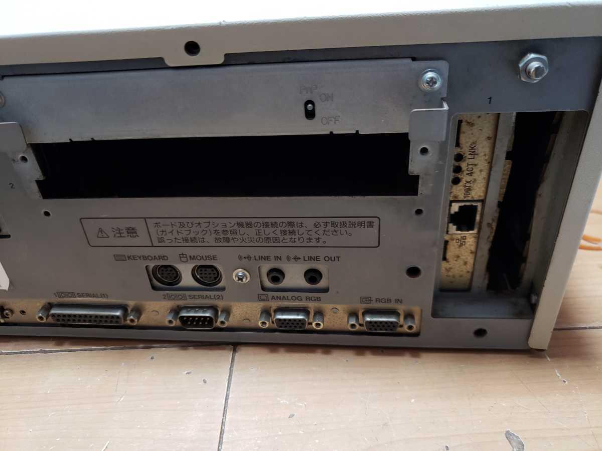 NEC PC-9821V20 ジャンク_画像4