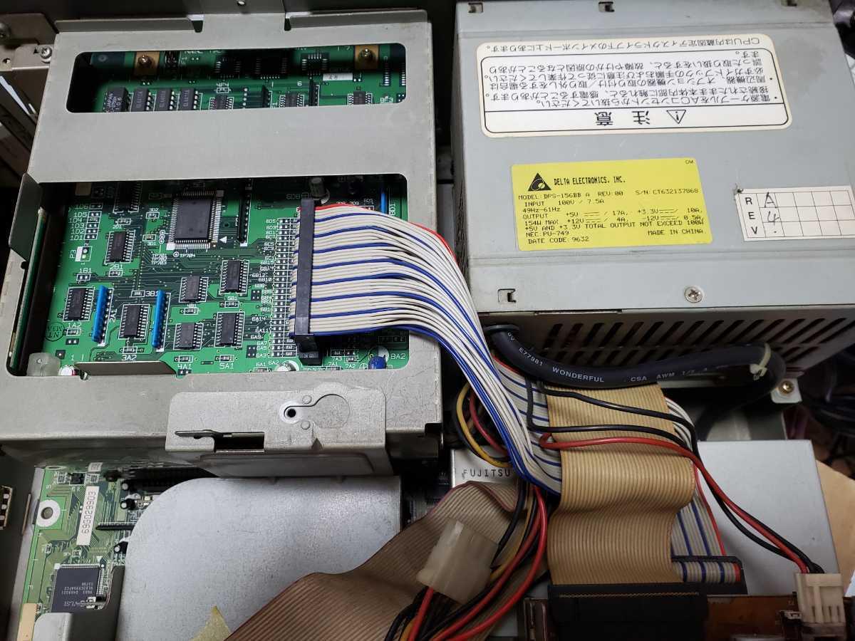 NEC PC-9821V20 ジャンク_画像6