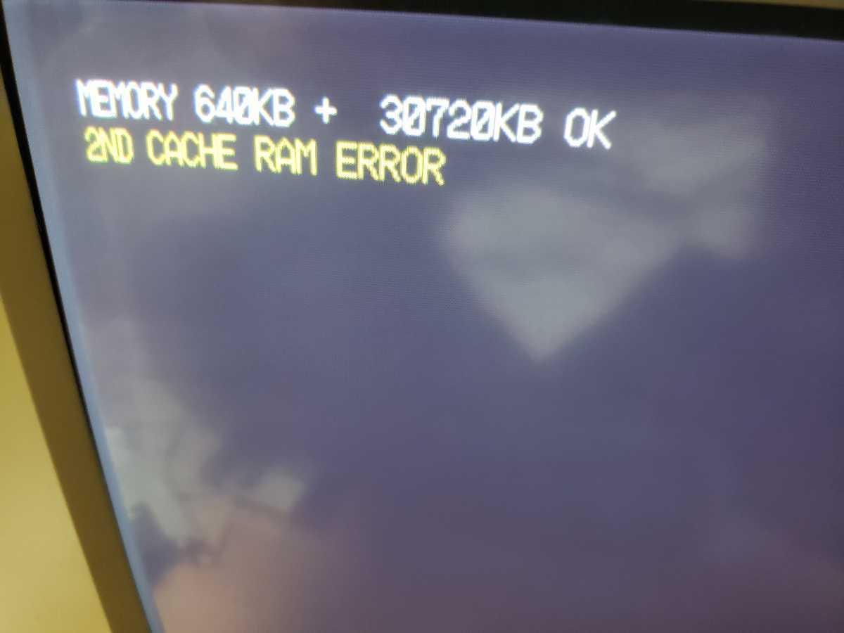 NEC PC-9821V20 ジャンク_画像5