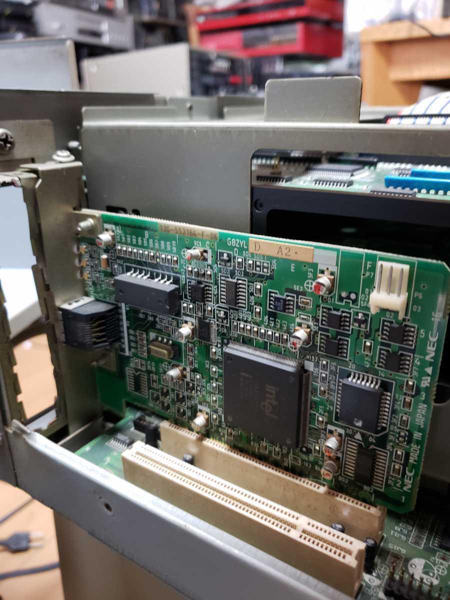 NEC PC-9821V20 ジャンク_画像8
