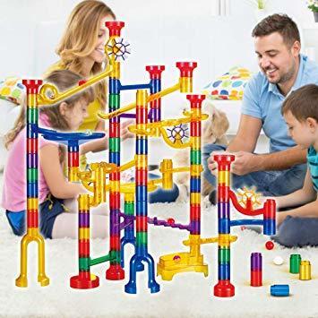 WTOR おもちゃ 190個 ビーズコースター 知育 玩具 組み立て 男の子 女の子 贈り物 誕生日プレゼント 子供 積み木_画像7