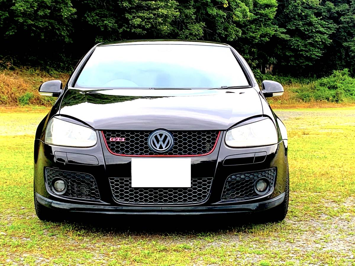 「 フォルクスワーゲン VW ゴルフ5 GOLF5 ハッチバック GTI DSG SPORTEC DESIGN 18インチ ホイール GH-1KAXX 」の画像3