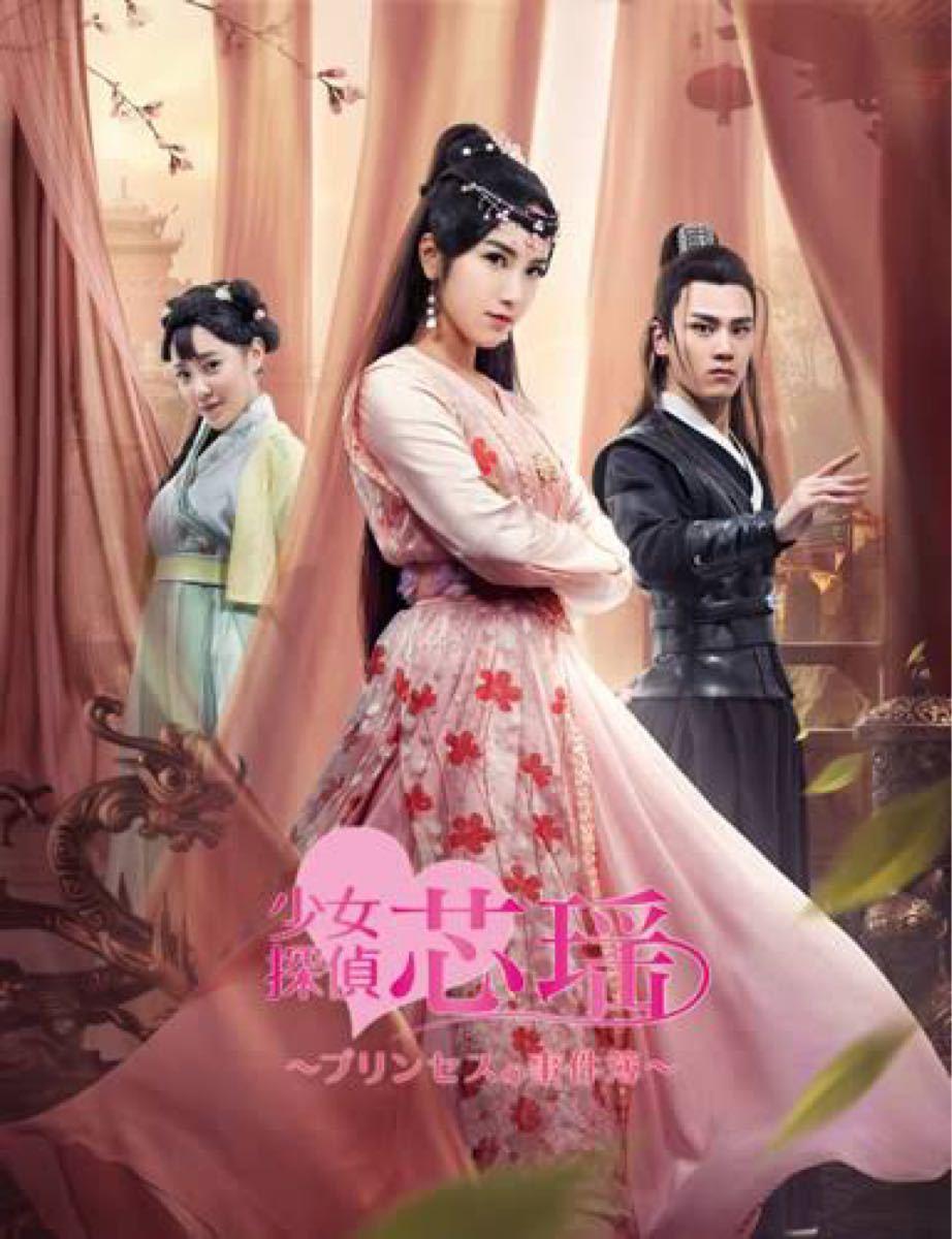 中国ドラマ全話DVD【少女探偵芯揺】