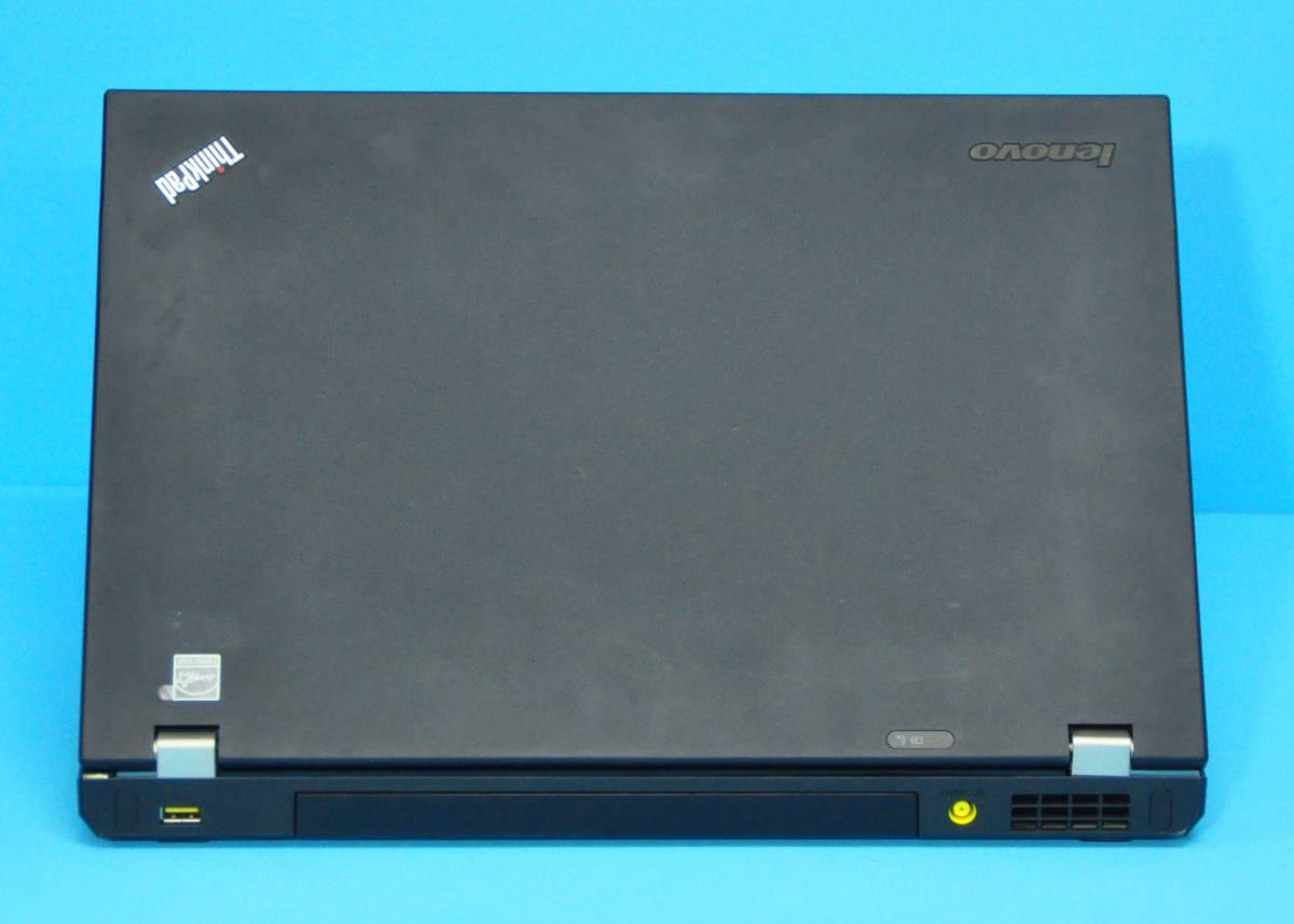 ♪メモリ16GB ! 美品 上位モデル フルHD Thinkpad T530♪ Nvidia NVS 5400M搭載 Core i7 3520M / SSD:500GB / マルチ / Office2019 / Win10_画像3
