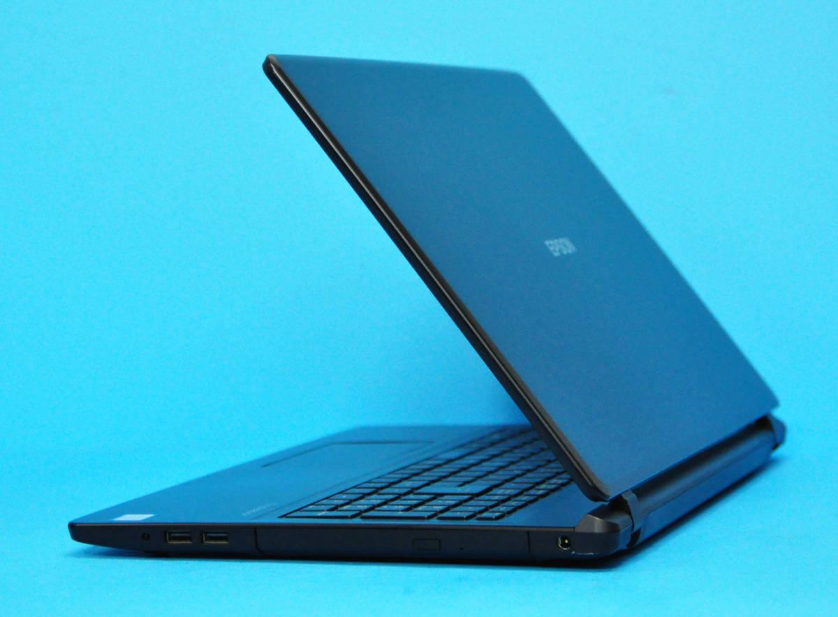 ♪ 良品 上位モデル フルHD Endeavor NJ4000E ♪ 高速SSD !! 大画面15.6 Corei5 6200U/ メモリ8GB/ SSD 256GB/ カメラ/ Office2019/ Win10_画像5