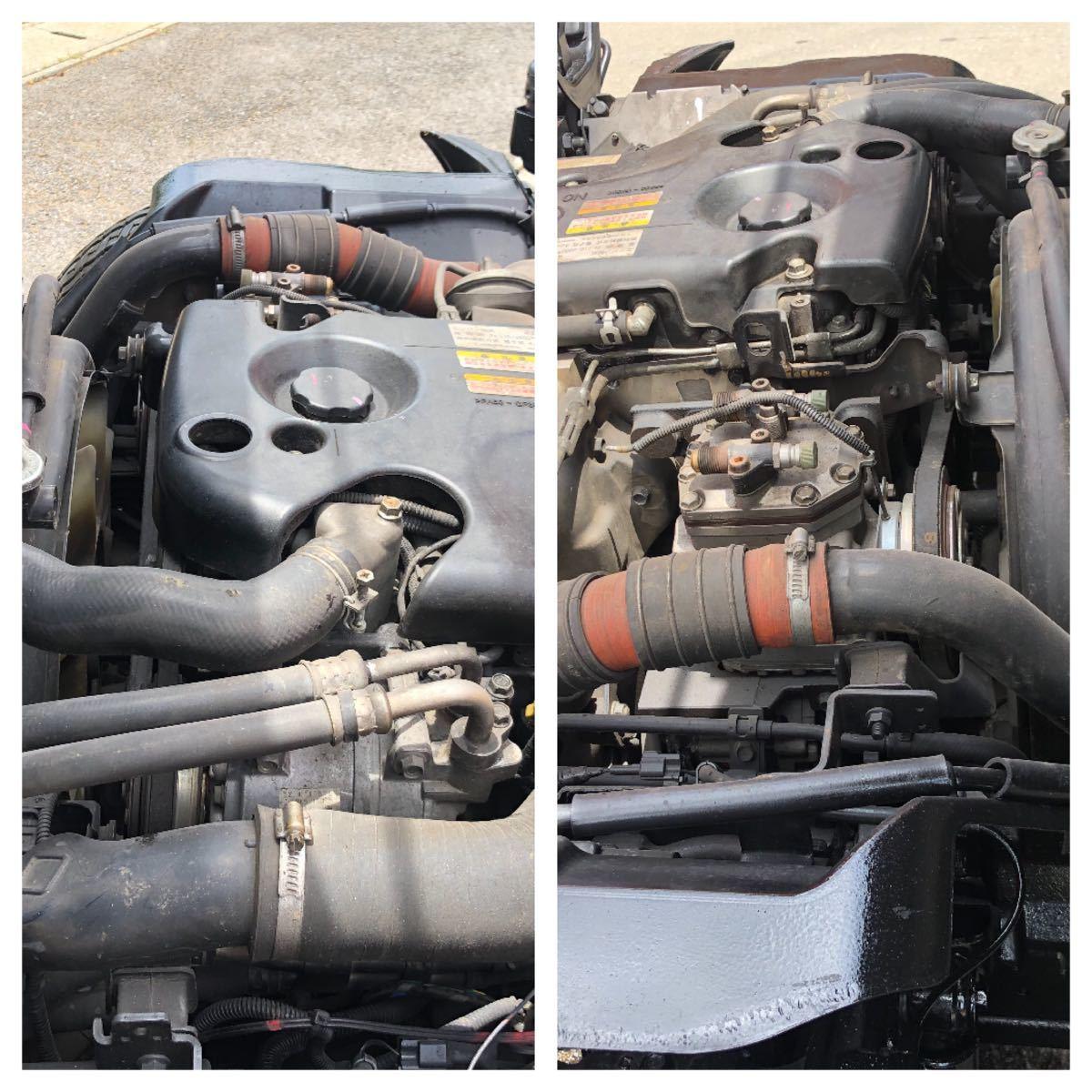 積載車セーフティローダーH20年3月 1年車検付MT6 ウィンチ付 3トン リモコン付き マツダ タイタン_画像8