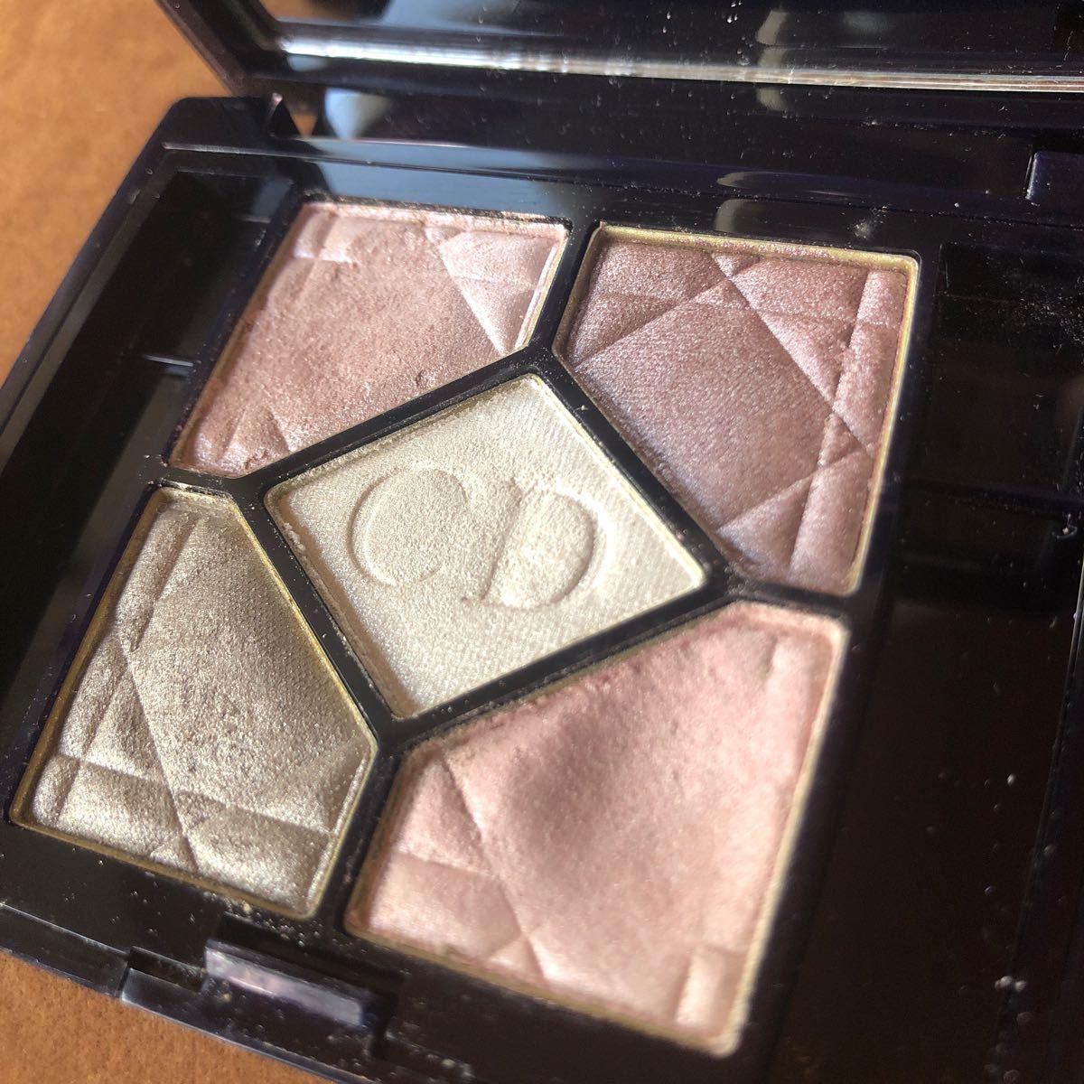 Dior サンククルール イリディセント 819 ディオール