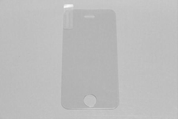 iPhone4 4S 9H 0.26mm 強化ガラス 液晶保護フィルム 2.5D KC17_画像2