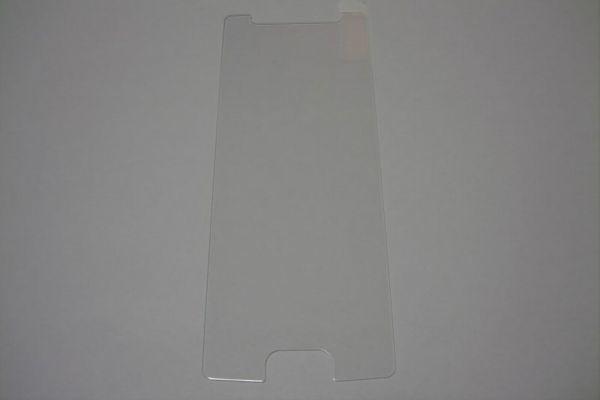 Galaxy S6 edge SC-04G SCV31 404SC 9H 0.3mm 平面のみ保護 強化ガラス 液晶保護フィルム 2.5D K108_画像2