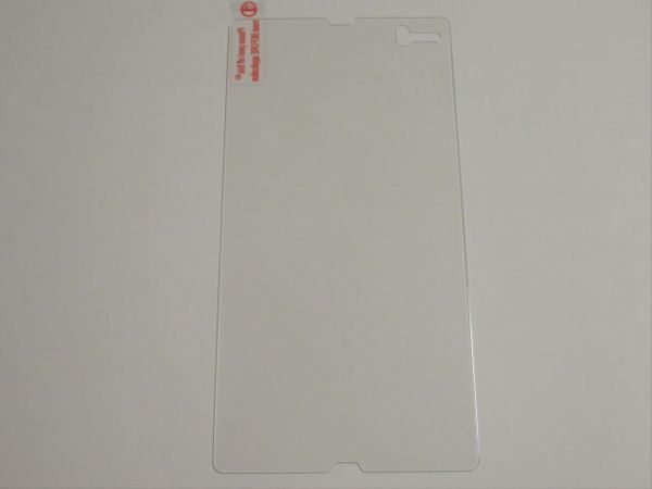 Xperia Z SO-02E 9H 0.26mm 強化ガラス 液晶保護フィルム 2.5D K030_画像2