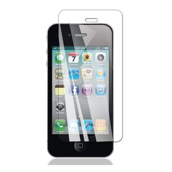 iPhone4 4S 9H 0.26mm 強化ガラス 液晶保護フィルム 2.5D KC17_画像1