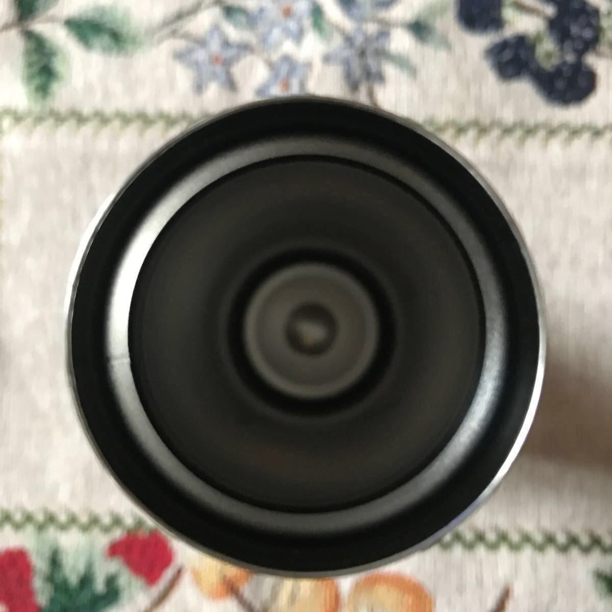 ◆THERMOSサーモス/真空断熱保温保冷水筒スリムボトルJNI-400(BK) 400ml