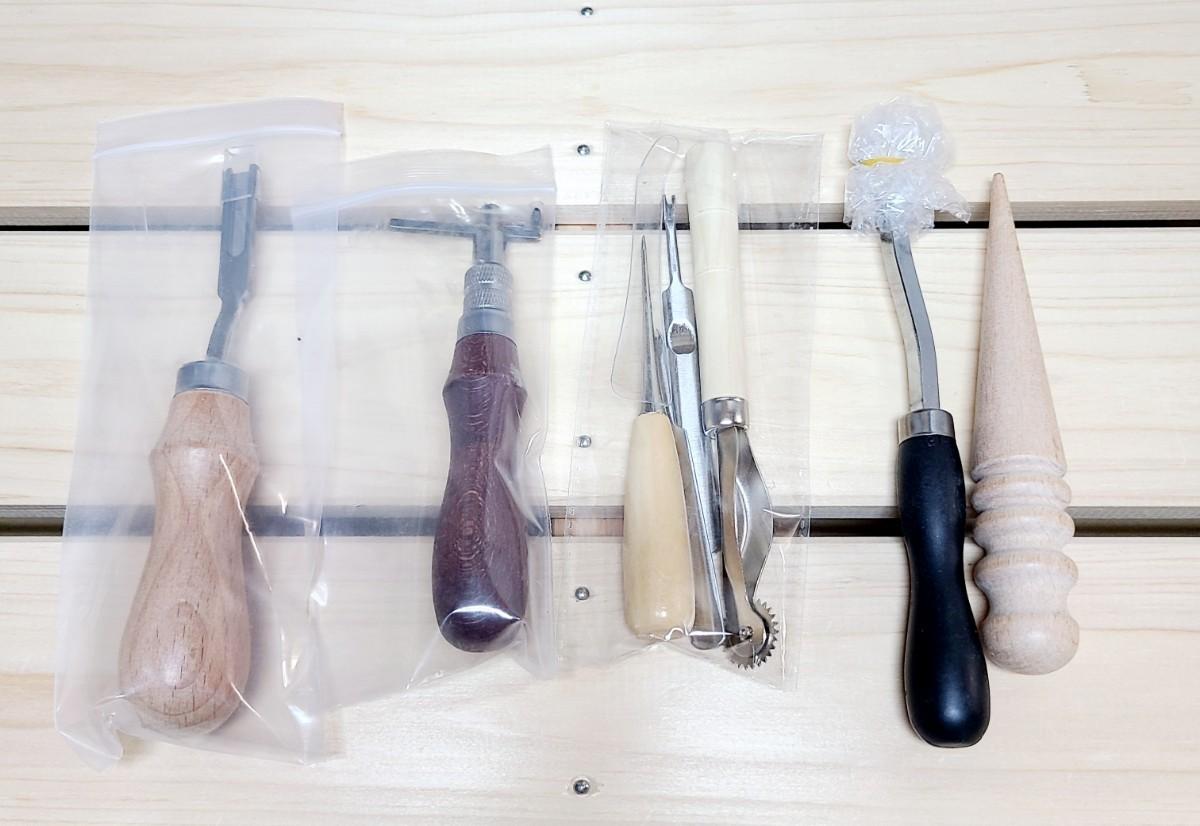 革細工 工具セット 初心者 セット レザークラフト 工具 道具セット