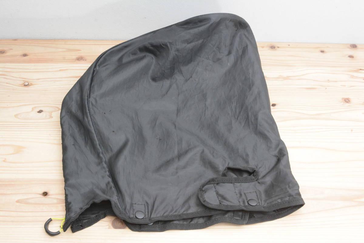 【程度良好 軽量モデル】オジオ メンズ スタンド キャディバッグ ブラック/イエロー 8.5型 46インチ対応 キャディーバック 正規品_画像6