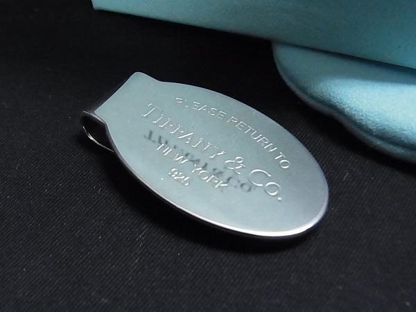 1円 ■新品仕上げ■ TIFFANY&Co. ティファニー リターントゥティファニー AG925 マネー
