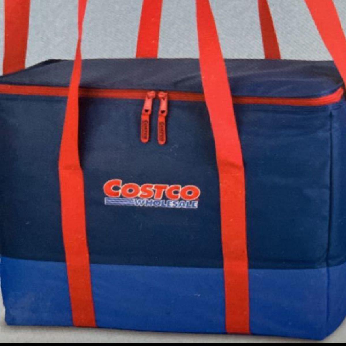 コストコ 保冷バッグ クーラーバッグ 大容量 ショッピングバッグ エコバッグ