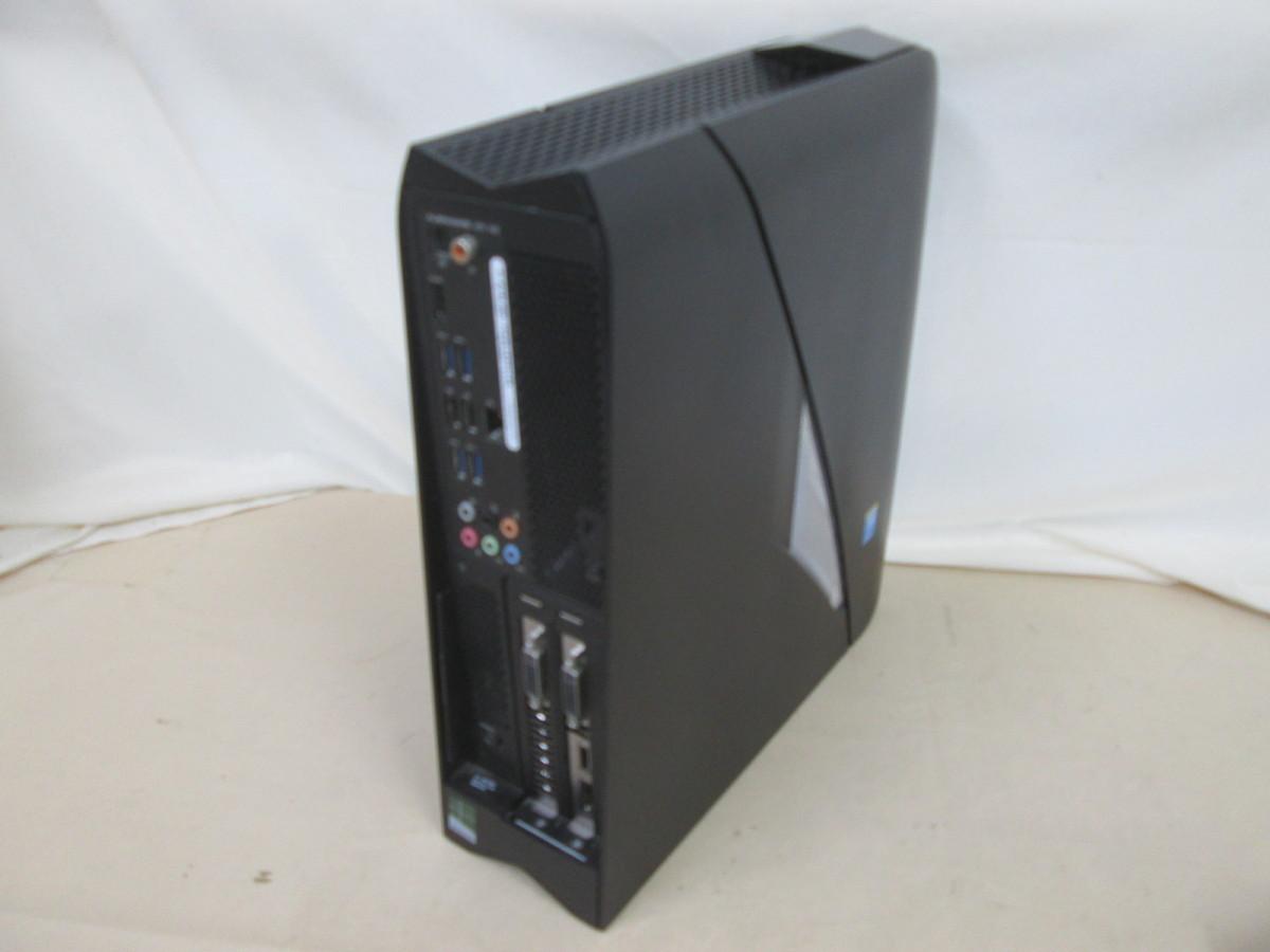 DELL Alienware X51 R2 Core i7 4770 3.4GHz 8GB 2TB DVD作成 Win10 64bit Office USB3.0 Wi-Fi HDMI [78360]_画像2