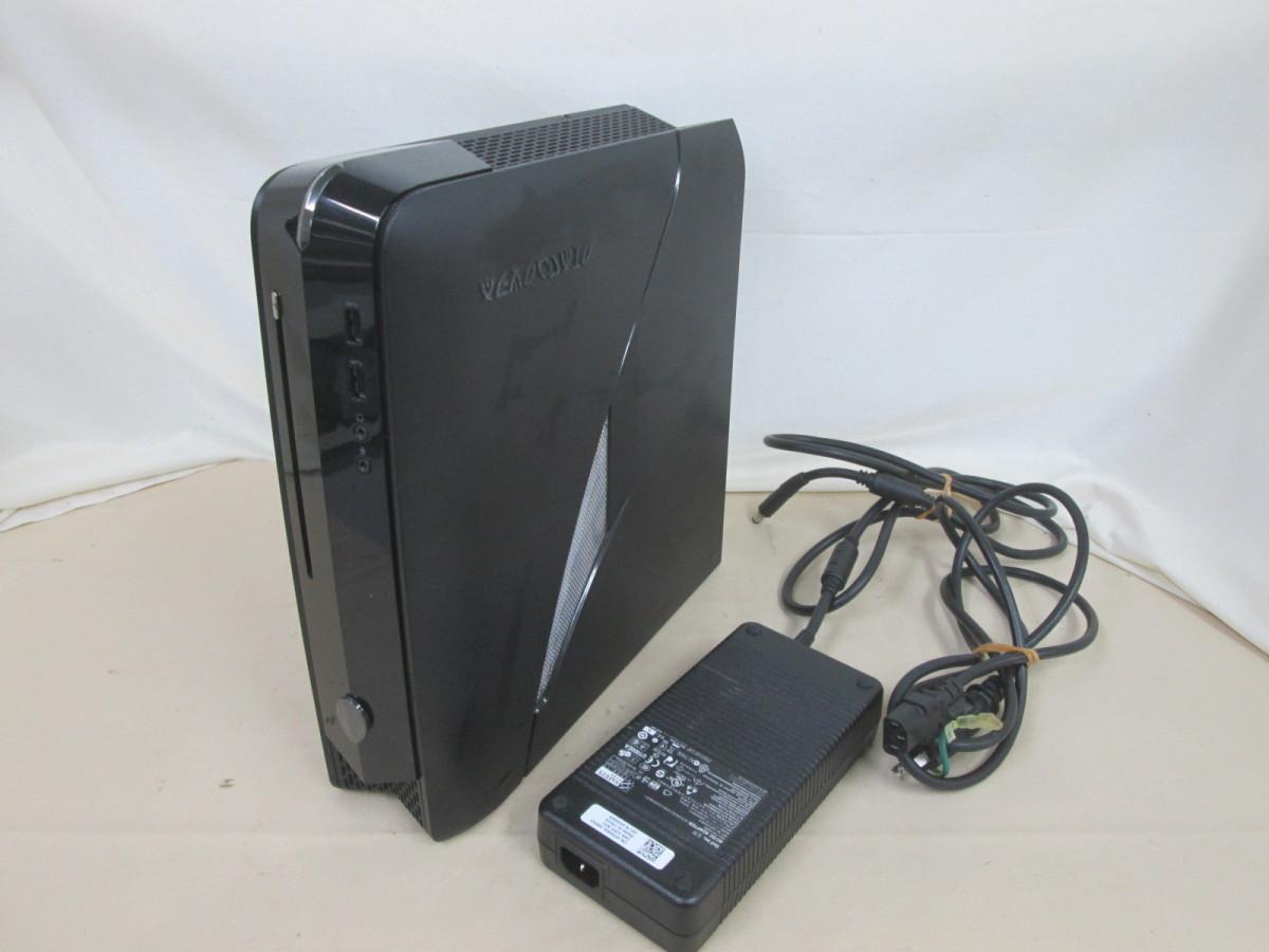 DELL Alienware X51 R2 Core i7 4770 3.4GHz 8GB 2TB DVD作成 Win10 64bit Office USB3.0 Wi-Fi HDMI [78360]_画像1