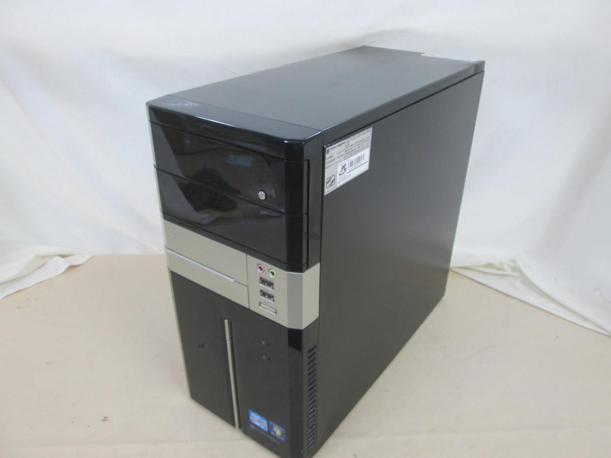 マウスコンピューター EGPI726BC10P Core i7 2600 3.4GHz 8GB 1TB ブルーレイ Win10 64bit Office USB3.0 Wi-Fi [79423]_画像1