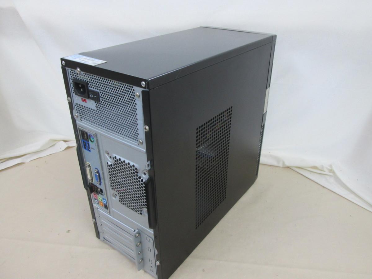 マウスコンピューター EGPI726BC10P Core i7 2600 3.4GHz 8GB 1TB ブルーレイ Win10 64bit Office USB3.0 Wi-Fi [79423]_画像2