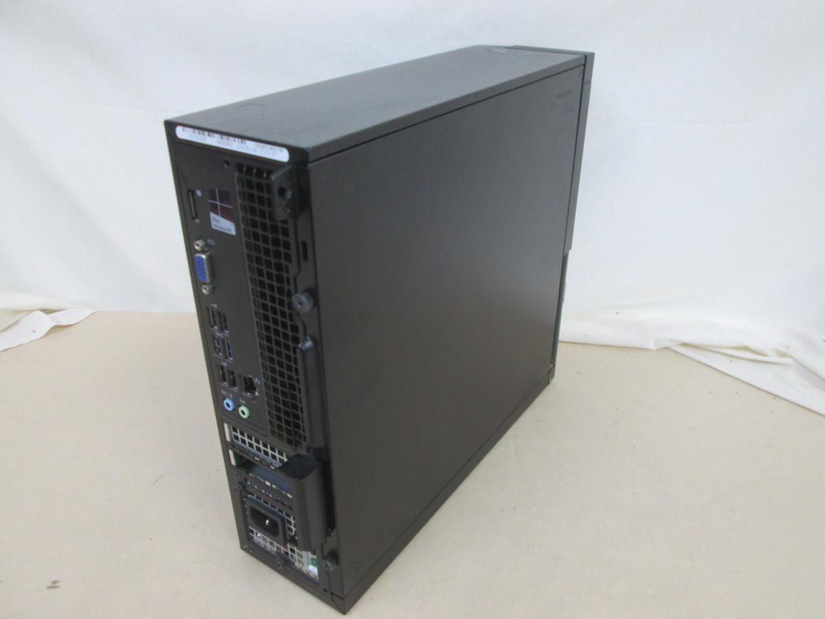 DELL OptiPlex 3020 Core i3 4130 3.4GHz 4GB 500GB DVD作成 Win10 64bit Office USB3.0 [79468]_画像2