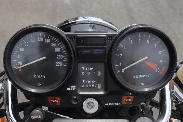 「当時物 CB750F エンジン実働 ベース 条件付送料無料 0008 検) CB900F CB1100F CB1100R」の画像3