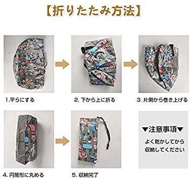 seiyishi 携帯 バケツ 折りたたみ 大容量23L コンパクト 防水 80℃までのお湯に対応 アウトドア 釣り 掃除 防災_画像8