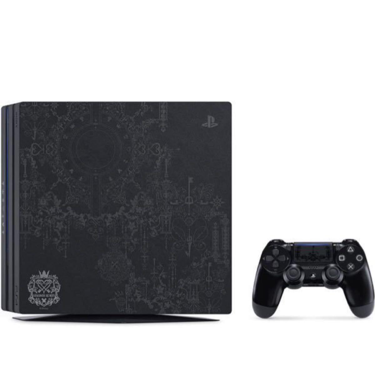 PS4 Pro キングダムハーツIII LIMITED EDITION