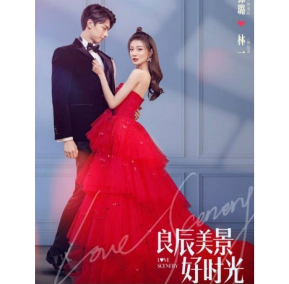 中国ドラマ ラブシィーナァリィ全話 Blu-ray