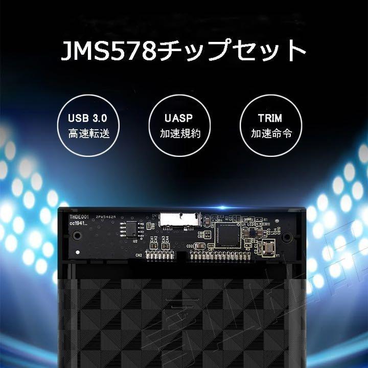 E020 Lenovo USB3.0 外付け HDD 500GB ポータブルハードディスク